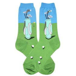 Golfbag Women's Socks