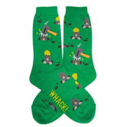 Whack a Mole Women's Socks