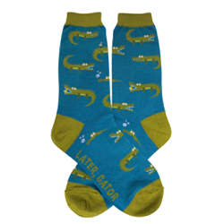 Alligator Women'sSocks