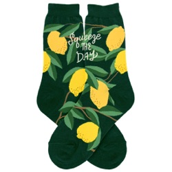 Lemons Women's Socks