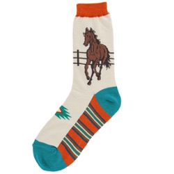 Horse Women's Socks