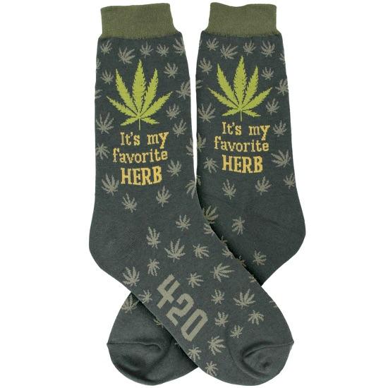 Marijuana Women's Socks