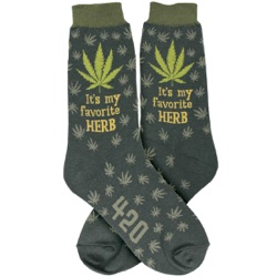 Marijuana Women's Socks