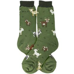 Goats-Womens-Socks
