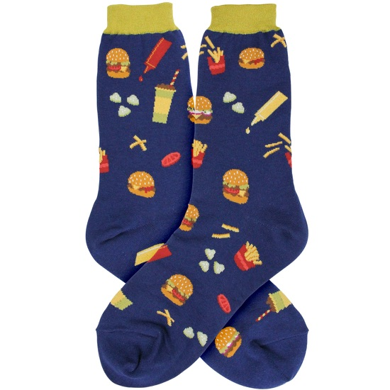 Burgers Women's Socks