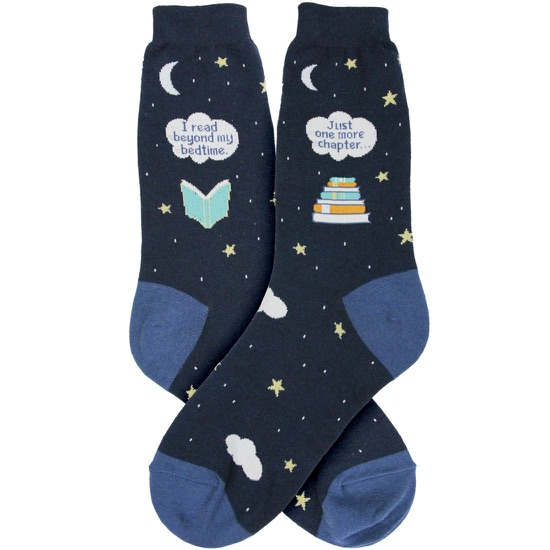 Bedtime Reading Women's Socks