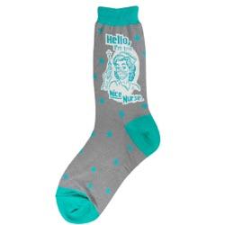 Nice Nurse Women's Socks