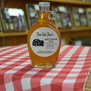 Apple Cinnamon Syrup 8 oz