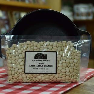 Dry Baby Limas 16 oz bag