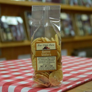 Benne Wafers 5 oz, Sweets & Specialty Foods | Four Oaks Farms