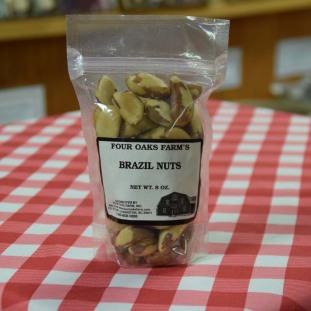 Brazil Nuts 8 oz