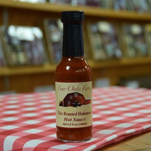 Fire Roasted Habanero Hot Sauce 5 oz