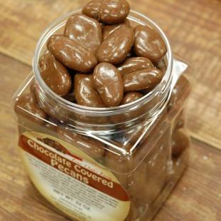 Chocolate Covered Pecan Gift Box