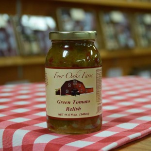 Green Tomato Relish 8 oz