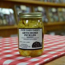 Artichoke Pickles 16 oz