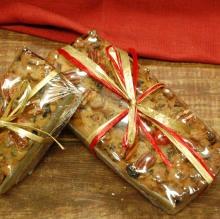 Holiday Fruit Cake 2 lb  - SEASONAL ITEM