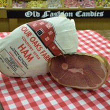 Whole Ham 13-15 lbs