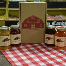 Country Preserves & Relishes