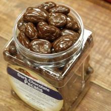 Dark Chocolate Covered Pecan Gift Box