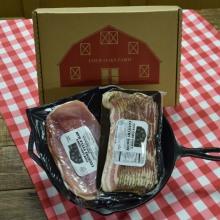 Ham & Bacon Combo