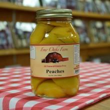 Peach Halves 32 oz
