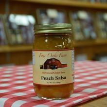 Peach Salsa 16 oz