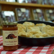 Sweet Potato Butter 10 oz