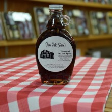 Toasted Pecan Syrup 8 oz
