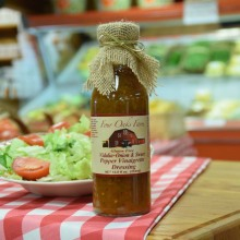 Salad Dressing - V/O Sweet Pepper Vinaigrette 12 oz