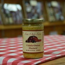Vidalia Onion Mustard 8 oz