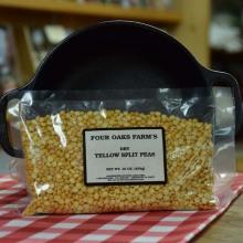Dry Yellow Split Peas 16 oz bag