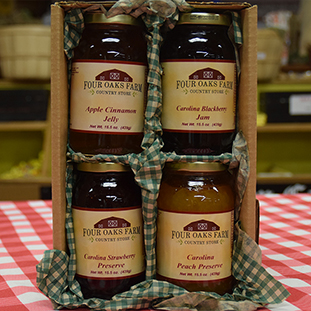 Country Preserves 4 Pack