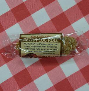 Pecan Log Roll 2 oz