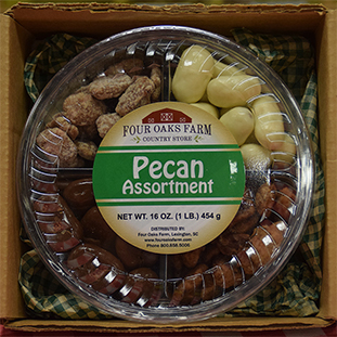 Small Pecan Assortment Tray