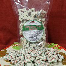 Christmas Tree Pretzels 8 oz