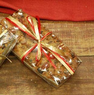 Holiday Fruit Cake 2 lb Gift Box