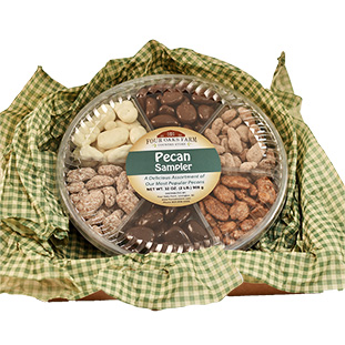 Large Pecan Sampler Gift Box