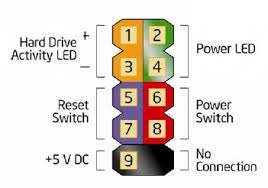 [SCHEMATICS_44OR]  How to test the power button : | Desktop Power Switch Wiring Diagram |  | Antec