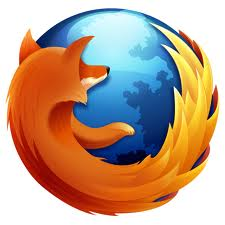 Firefox and Google chrome icons