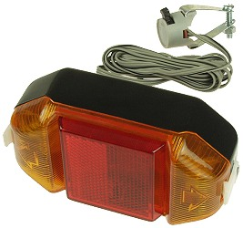 Installing Turn Signals : ElectricScooterParts com Support