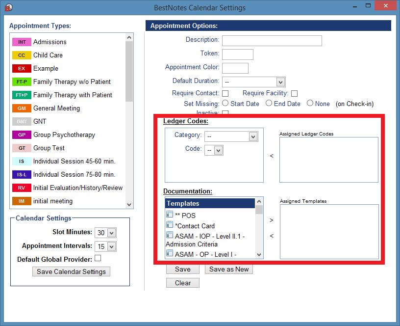 step 2 custom calendar settings multiple codes documents per