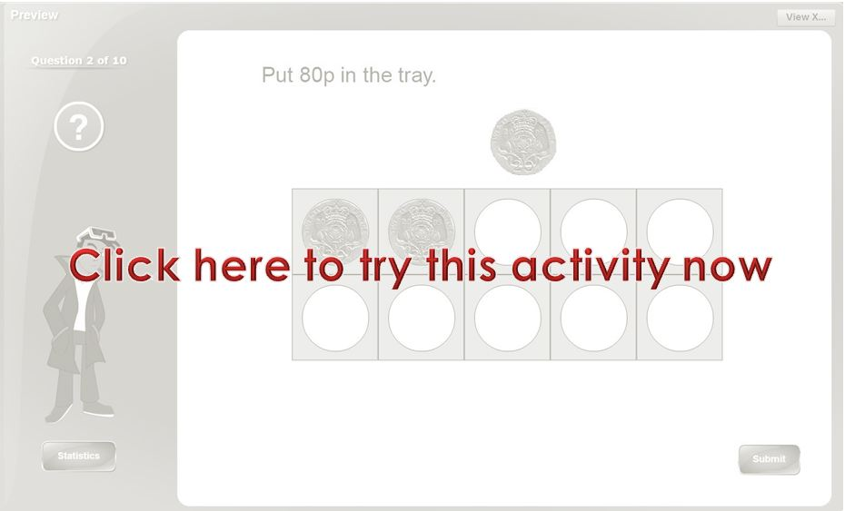 Skip Counting with Coins