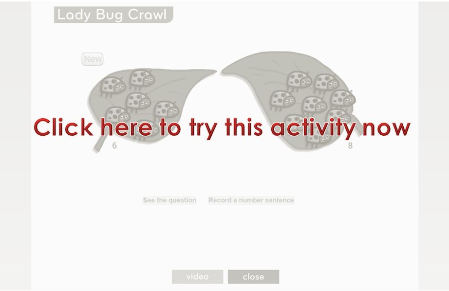 Lady Bug Crawl (interactive eBook)