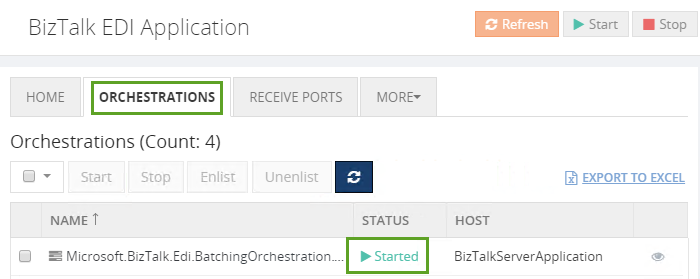 biztalk orchestration status monitoring