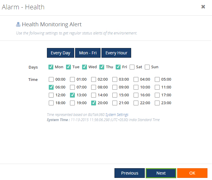 biztalk health monitoring alert