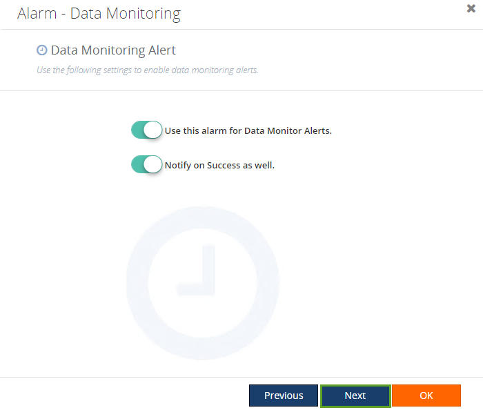 biztalk data monitoring alert