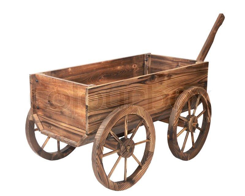 Industrial Craft  Wagon