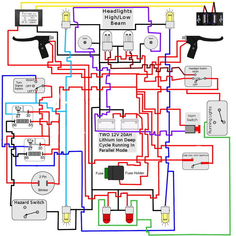 Wiring_Diagram_For_Trike_Complete_beta3?1464410088 installing turn signals electricscooterparts com support motorino xpd wiring diagram at aneh.co