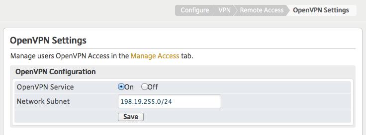 Secure 2-Factor Remote User VPNs using OpenVPN : Helpdesk Portal