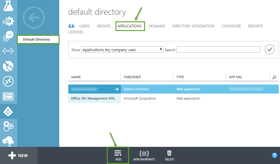 adding biztalk360 in azure active directory
